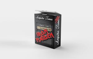 Ampire Tones - Iron Maiden profile for Kemper KPA