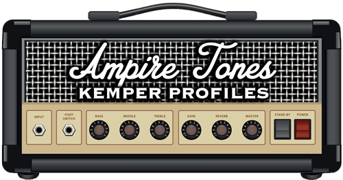 Best Kemper Profiles (KPA) - Tone matched profiles and profile packs by Ampire Tones
