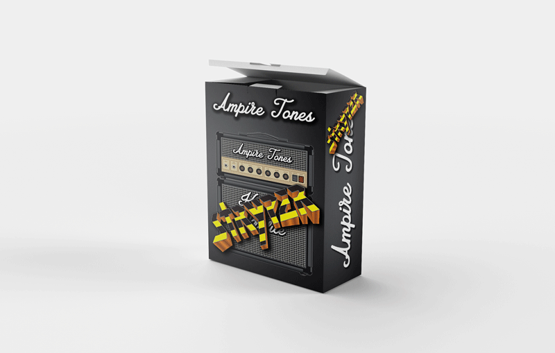 Ampire Tones - Stryper profile for the Kemper Profiler Amp (KPA)