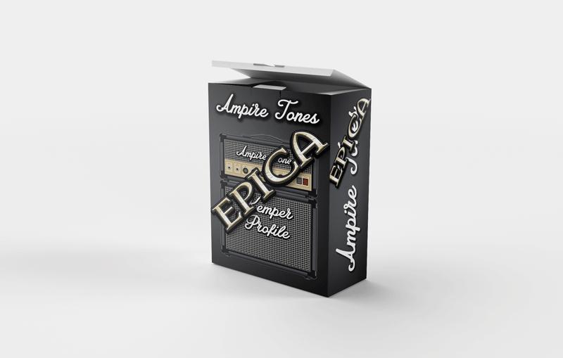 Ampire Tones - Epica - Kemper Profile